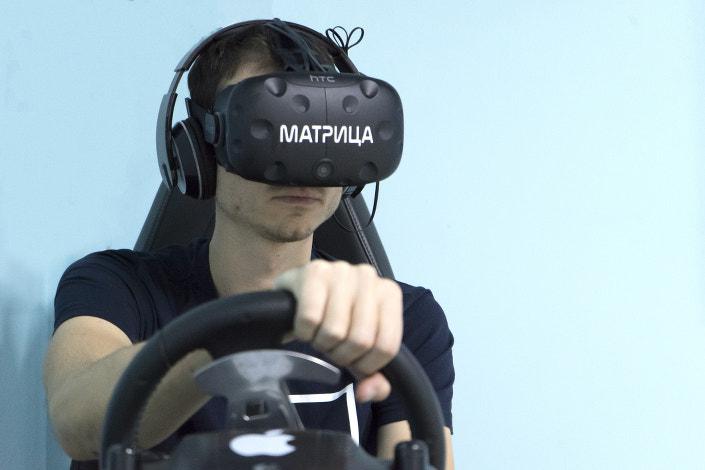 Фото предоставлено клубом виртуальной реальности «Матрица»