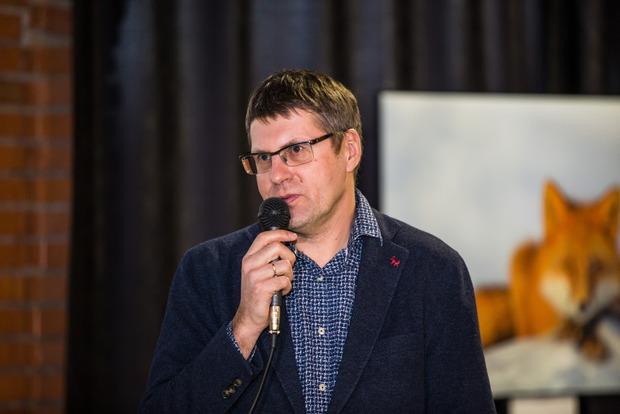 Председатель совета директоров Иркутской нефтяной компании Николай Буйнов
