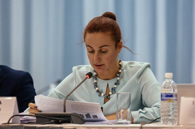 Анастасия Егорова. Автор фото - Зарина Весна