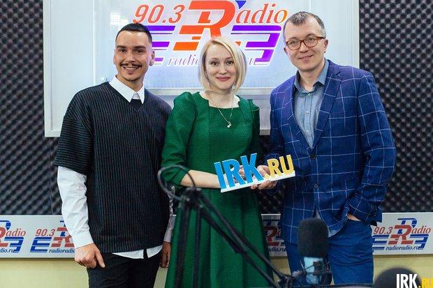 Михаил Подворный, Анна Суркова и Алексей Петров