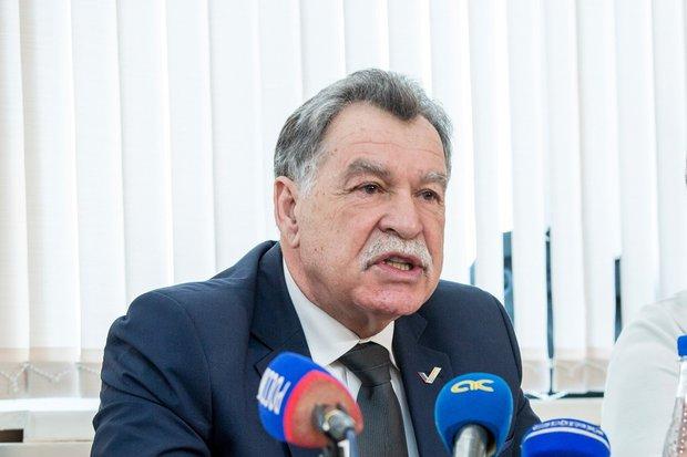 Анатолий Стрельцов. Фото пресс-службы ОНФ