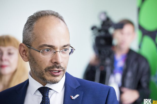 Николай Николаев. Фото Валерии Алтарёвой