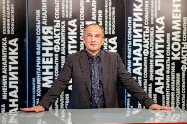 Константин Калачёв. Фото со страницы в Facebook