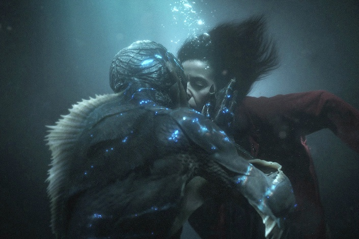 "Кадр из фильма ""Форма воды"". Фото с сайта www.kinopoisk.ru"