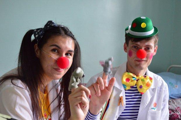 Рита и Миша