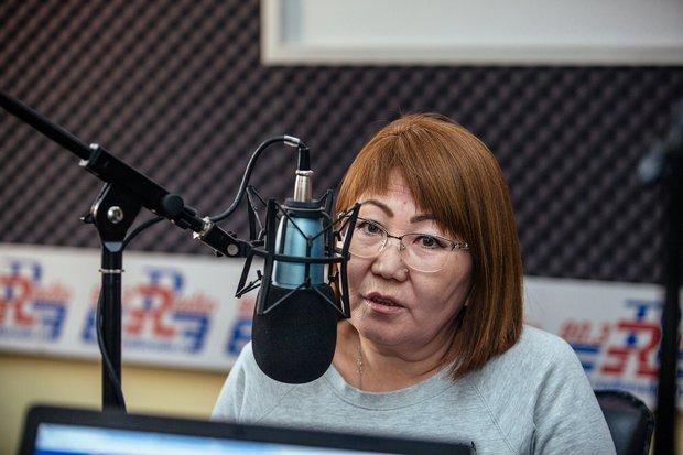 Роза Халтуева