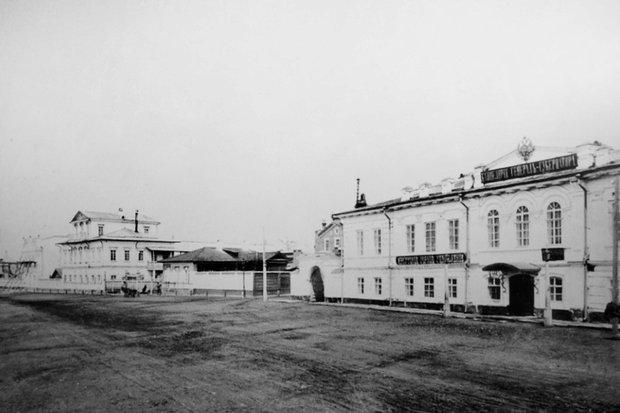 Бывшая канцелярия генерал-губернатора