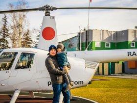 Экскурсия для детей и взрослых «Вертолёты» от клуба «Мир на ладошке»