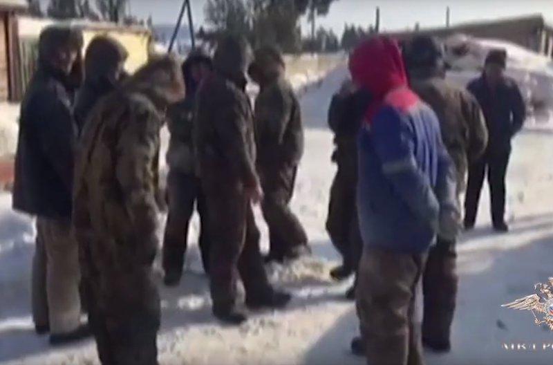Среди задержанных вЧунском районе незаконных заготовителей— рабочий лесного хозяйства