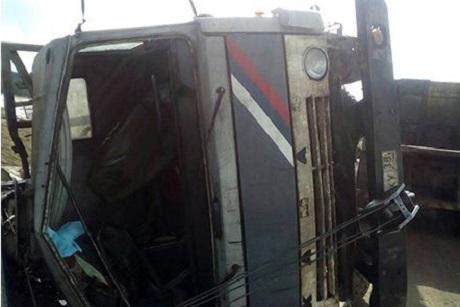 Пассажир грузовой машины умер вДТП вИркутской области