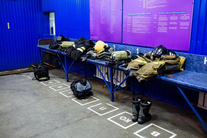 Обмундирование пожарных