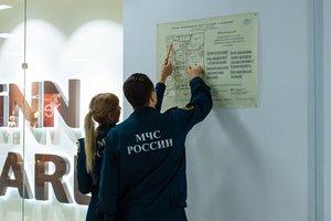 «Внимание, пожарная тревога». Проверка ТРЦ «Комсомолл»