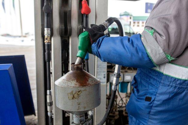 Измерение объема топлива