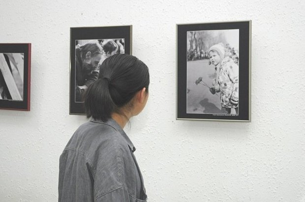 "Выставка ""Мир глазами молодежи"". Фото Максима Арзаева"
