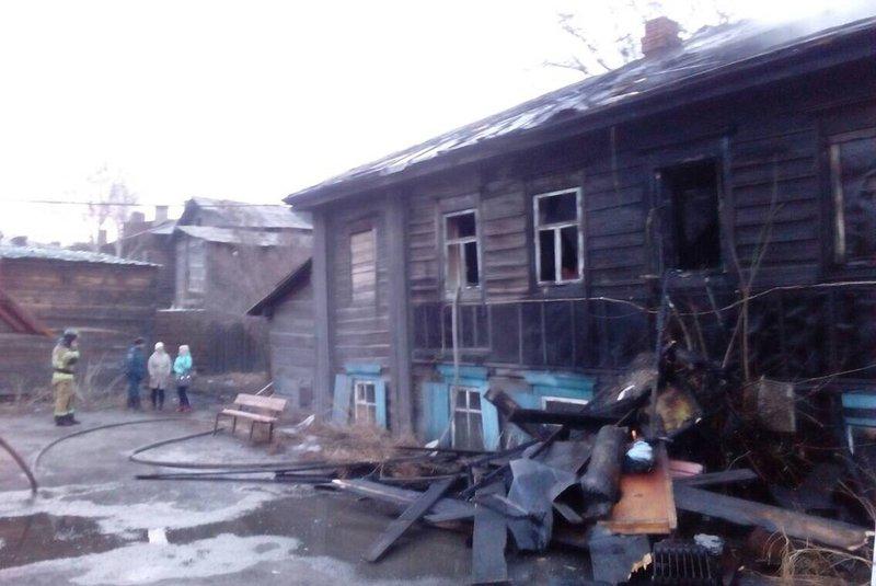 Катастрофа вИркутске: напожаре погибли четырнадцатилетний парень иего мать