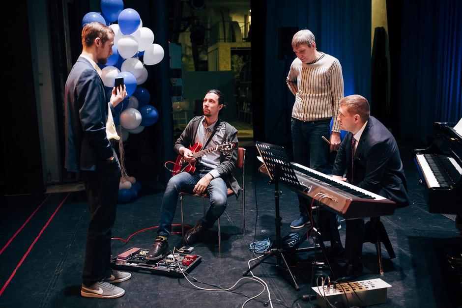 Фестиваль «Джаз на Байкале» завершился 9 апреля гала-концертом в Иркутском музыкальном театре имени Н. М. Загурского.