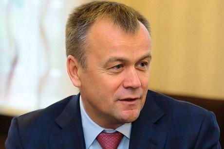 Сергей Ерощенко. Фото из архива IRK.ru