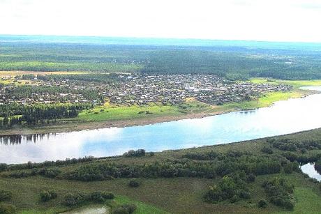 Ербогачён. Фото с сайта Катангского района
