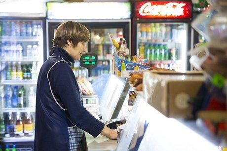 В магазине. Фото Валерии Алтаревой
