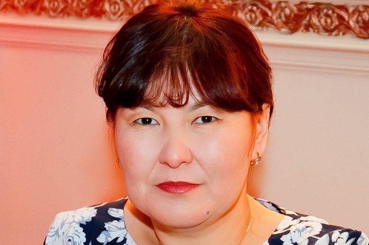 Фото со страницы Инны Бадлуевой в социальной сети «ВКонтакте»