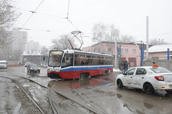 ВИркутск поступили 4 трамвая, подаренные мэрией столицы