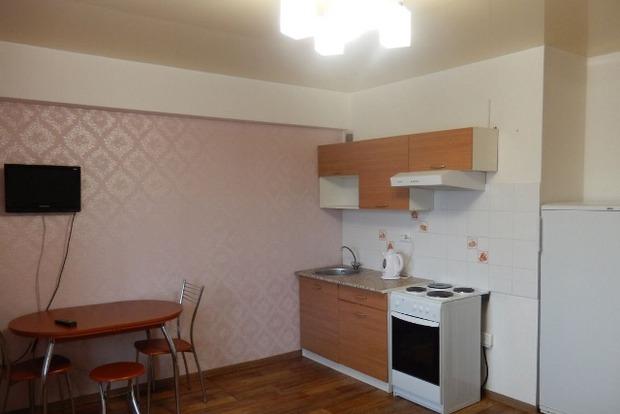 Квартира на улице Байкальская, 253б