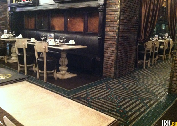 Ресторан «ВАРВАР», 2015 год