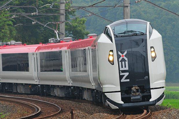 Narita Express. Фото с сайта www.jreast.co.jp