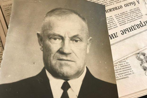 Иван Севастьянович в 1970-е