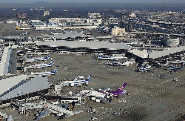 """Аэропорт """"Нарита"""". Фото Национальной туристической организации Японии"""