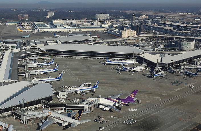 Аэропорт «Нарита». Фото Национальной туристической организации Японии