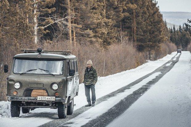 Алексей Иванович -- местный житель, который согласился принять участие в проекте