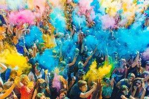 Всероссийский фестиваль красок. Приглашают волонтёров
