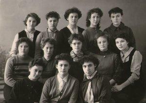 Группа энтомологов, 1960г.