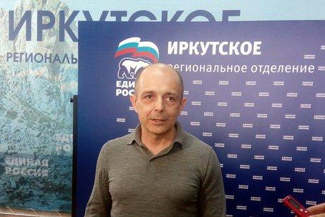 Сергей Сокол. Фото Алины Вовчек