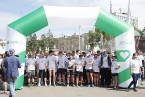 Сбербанк приглашает иркутян на «Зелёный марафон»