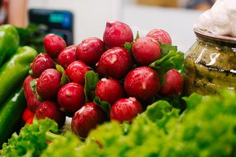 Овощи. Автор фото — Никита Пятков
