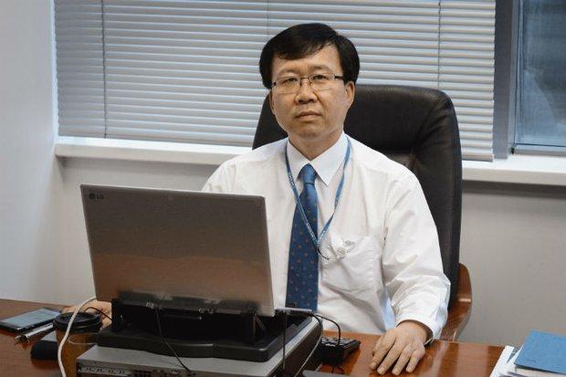Сон Сон Хве - региональный директор авиакомпании Korean Air в России и странах СНГ