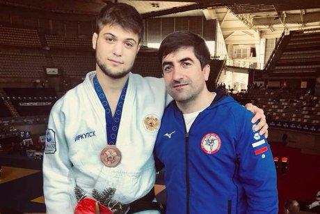 Иркутские дзюдоисты стали бронзовыми призерами Кубка Европы