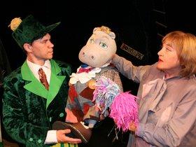 Клуб «Мир на ладошке» приглашает на экскурсию по театру кукол «Аистёнок»