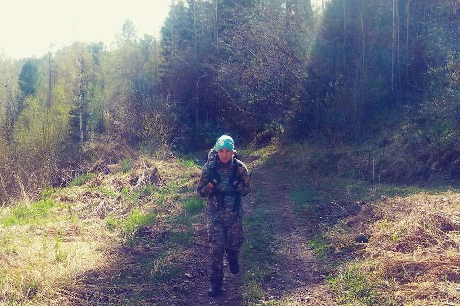 Фото со страницы поискового отряда «Лиза Алерт-Байкал»