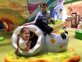 Праздник «День защиты детей» в батутном парке «Полетели»