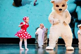 Детская школа балета Lil ballerinе приглашает на отчётный концерт