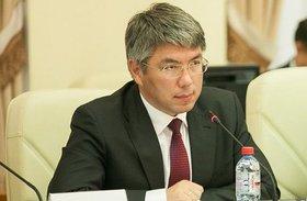 Алексей Цыденов. Фото с сайта правительства Бурятии