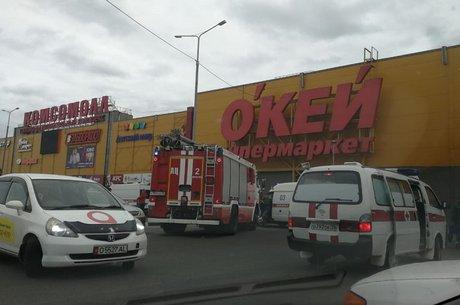 Взрыв вИркутске— ТЦКомсомолл взрыв— смотреть видео смоментом взрыва