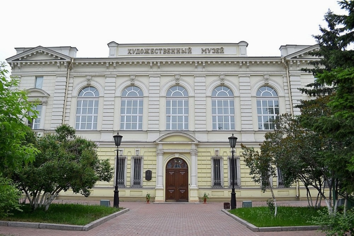 Фото предоставлено пресс-службой Иркутского областного художественного музея