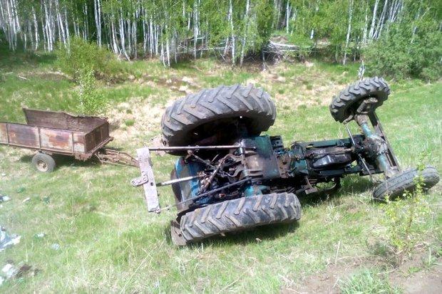 Авария в Заларинском районе