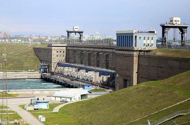 Иркутская ГЭС. Автор фото - Регина Ступурайте