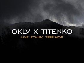 Концерт экспериментального дуэта OKLV x Titenko в «Эдисон баре»