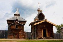 Тальцы. Фото предоставлено пресс-службой правительства Иркутской области